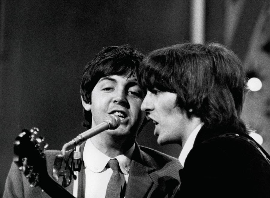 The song George Harrison wrote about his troubled relationship with Paul McCartney